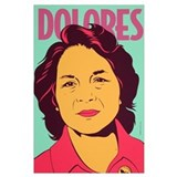 Dolores huerta Wrapped Canvas Art