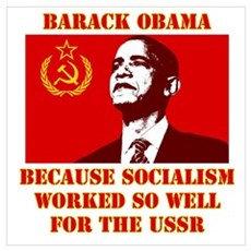 Obama sucks Poster