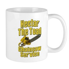 Hectar The Toad Chainsaw Service Mug