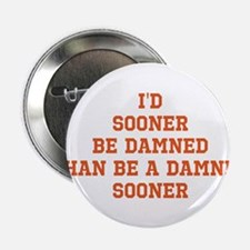"""Cute Oklahoma sooners 2.25"""" Button (10 pack)"""