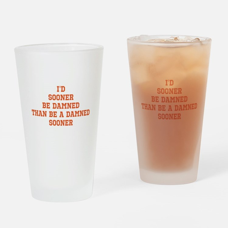 Cute Sucks Drinking Glass