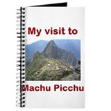 Macchu picchu Journals & Spiral Notebooks