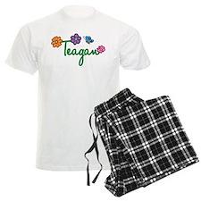 Teagan Flowers pajamas