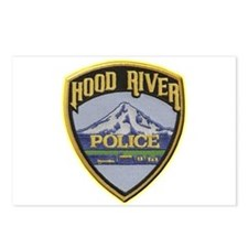 Hood River Police Postcards (Package of 8)