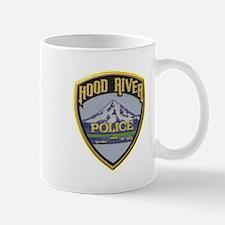 Hood River Police Mug