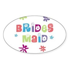 Happy Bridesmaids Decal