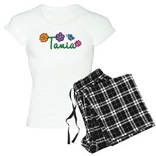 Tania Flowers Pajamas