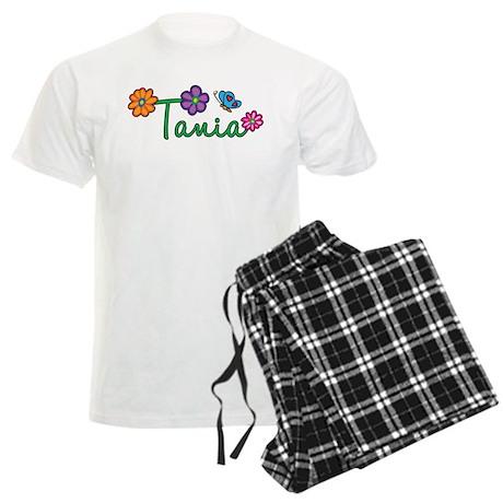 Tania Flowers Men's Light Pajamas
