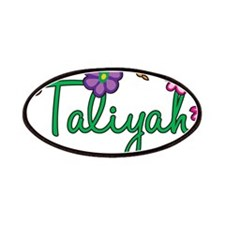 Taliyah Flowers Patches