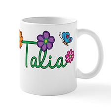 Talia Flowers Mug
