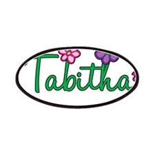 Tabitha Flowers Patches
