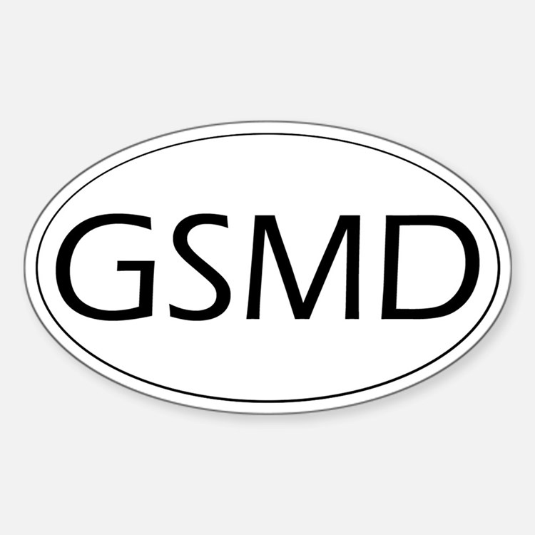 GSMD Decal