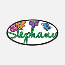 Stephany Flowers Patches