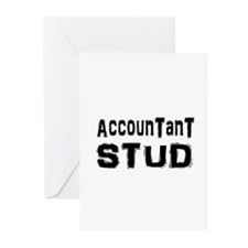 Cute Funny accounting Greeting Cards (Pk of 20)