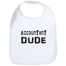 Unique Accountant Bib