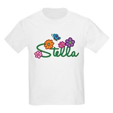 Stella Flowers T-Shirt