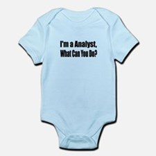 Cute Analyst Infant Bodysuit