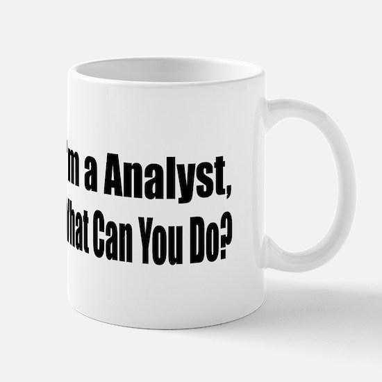 Cute Analyst Mug