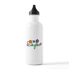 Skyler Flowers Water Bottle