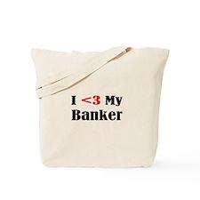 Cute Financiers Tote Bag