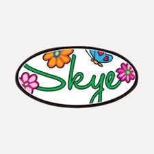 Skye Flowers Patches