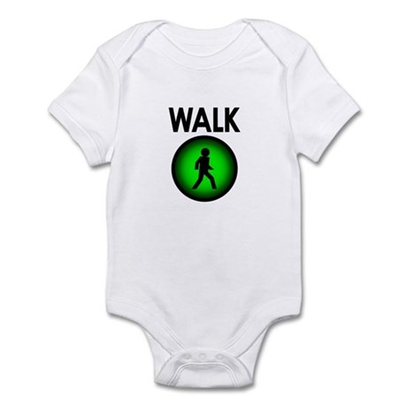 Walk! Infant Bodysuit