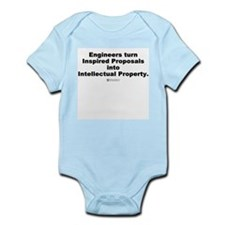 Intellectual Property -  Infant Creeper