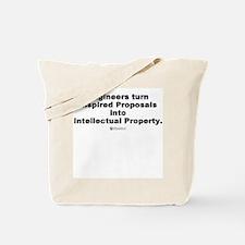 Intellectual Property -  Tote Bag