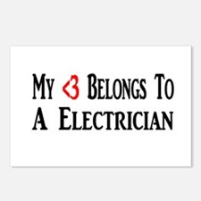 Unique Electric Postcards (Package of 8)