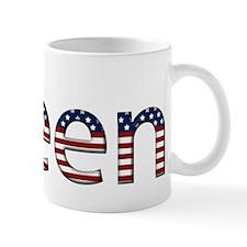 Eileen Stars and Stripes Mug