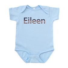 Eileen Stars and Stripes Infant Bodysuit