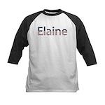 Elaine Stars and Stripes Kids Baseball Jersey