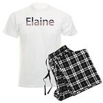 Elaine Stars and Stripes Men's Light Pajamas