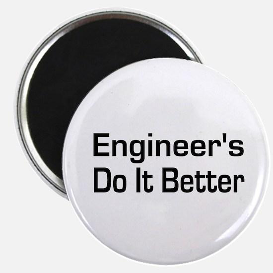 Cute Civil engineer Magnet