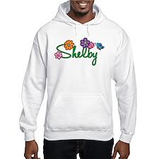 Shelby Flowers Hoodie Sweatshirt