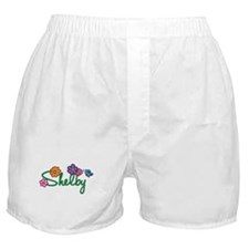 Shelby Flowers Boxer Shorts