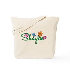 Shaylee Flowers Tote Bag