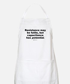 Resistance may be futile -  BBQ Apron