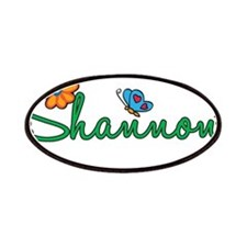 Shannon Flowers Patches