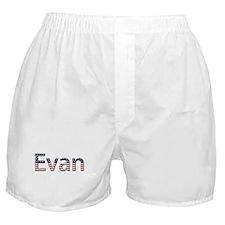 Evan Stars and Stripes Boxer Shorts