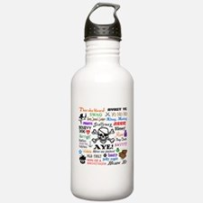 Pirates Water Bottle