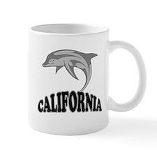 California Dolphin Souvenir Mug