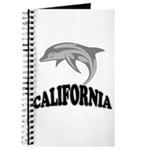 California Dolphin Souvenir Journal