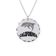 California Dolphin Souvenir Necklace