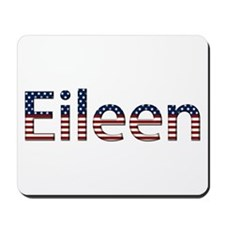 Eileen Stars and Stripes Mousepad