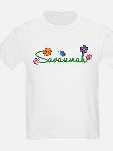 Savannah Flowers T-Shirt