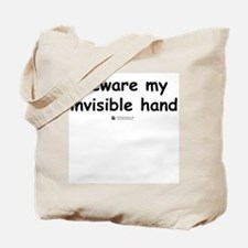 Invisible Hand -  Tote Bag