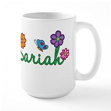 Sariah Flowers Mug