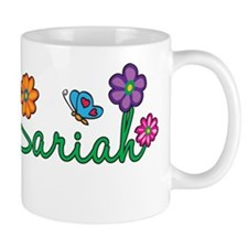Sariah Flowers Small Mug