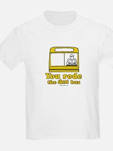 You rode the short bus -  Kids T-Shirt